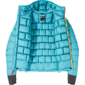 Marmot Warmcube 8000M Combinaison de protection Homme, solar/clear blue